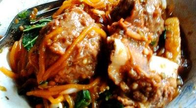 Photo of Asian Restaurant Baso Mantep at Jl. Siliwangi, Cianjur West Java, Indonesia