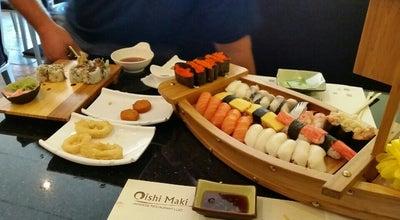 Photo of Sushi Restaurant Oishi Maki at 131 Brock St N, Whitby, ON, Canada