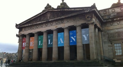 Photo of Art Gallery Royal Scottish Academy at The Mound, Edinburgh EH2 2EL, United Kingdom