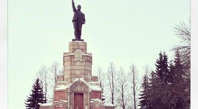 Photo of Monument / Landmark Памятник Ленину at Центральный Парк, Кострома 156000, Russia