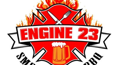 Photo of BBQ Joint Engine 23 smokehouse bbq at 23 Woodland Ave, Morton, PA 19070, United States