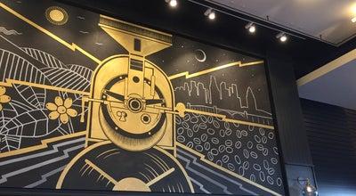 Photo of Coffee Shop Starbucks at Universal Studios Hollywood at 100 Universal City Plz, Universal City, CA 91608, United States