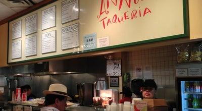 Photo of Burrito Place Anna's Taqueria at 822 Somerville Ave, Cambridge, MA 02140, United States
