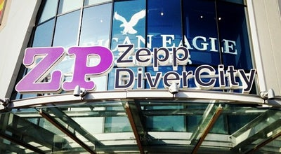 Photo of Rock Club Zepp DiverCity Tokyo at 青海1-1-10, 江東区 135-0064, Japan