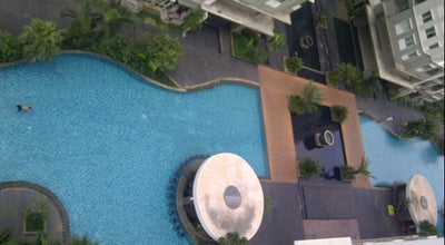 Photo of Pool Swimming Pool Thamrin Residences at Thamrin Residences, Jakarta Pusat, Indonesia
