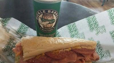 Photo of Sandwich Place Pickle Barrel at 3225 Rosebud Dr, Billings, MT 59102, United States