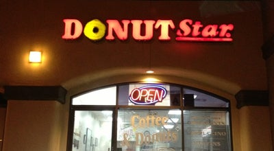 Photo of Donut Shop Donut Star at 24379 Vía Isabella, Murrieta, CA 92562, United States