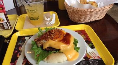 Photo of Fast Food Restaurant フレッシュネスバーガー 富山婦中町店 at 婦中町下轡田395, 富山市 939-2716, Japan