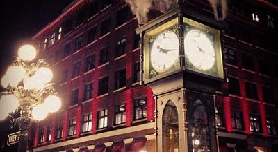 Photo of Monument / Landmark Gastown Steam Clock at 305 Water St, Vancouver, BC V6B 1B2, Canada