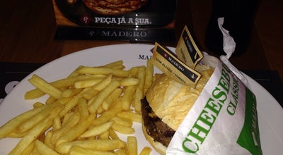 Photo of Burger Joint Madero Burger & Grill at Beiramar Shopping, Florianópolis 88015-530, Brazil
