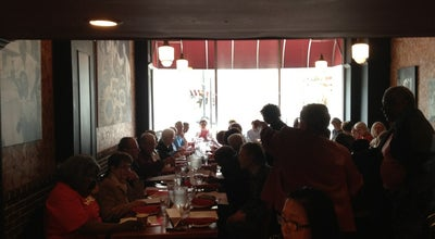 Photo of Italian Restaurant Leone's at 19 S Park St, Montclair, NJ 07042, United States