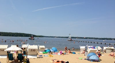 Photo of Beach Strandbad Wannsee at Wannseebadweg 25, Berlin 14129, Germany