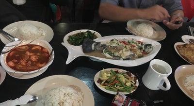 Photo of Asian Restaurant Restoran Terapung Bukit Kuang, Chukai at Malaysia