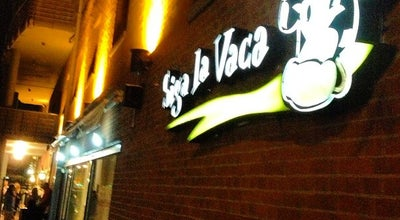 Photo of BBQ Joint Siga La Vaca at Alicia Moreau De Justo 1714, Buenos Aires 1107, Argentina