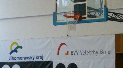 Photo of Basketball Court Sportovní hala Morenda at Vídeňská 9, Brno, Czech Republic