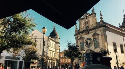 Photo of Cafe NATA Lisboa at Largo De São Francisco, 13/20, Braga, Portugal