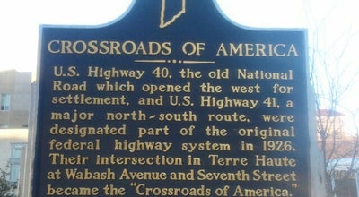 Photo of Historic Site Crossroads of America at Terre Haute, IN 47807, United States