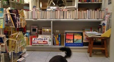 Photo of Bookstore Joseph Fox Bookshop at 1724 Sansom St, Philadelphia, PA 19103, United States