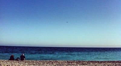Photo of Beach Florida Beach at Promenade Des Anglais, Nice, France
