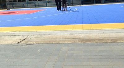 Photo of Basketball Court สนามบาส มอ.ว. at Thailand