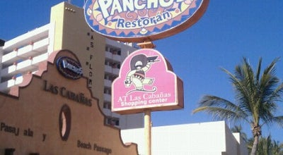 Photo of Mexican Restaurant Pancho's Restorant at Av. Playa Gaviotas 408, Mazatlan 82110, Mexico