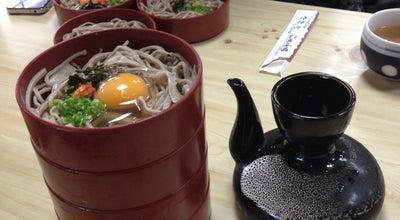 Photo of Japanese Restaurant おそば かねや at 大社町杵築東659, 出雲市 699-0701, Japan