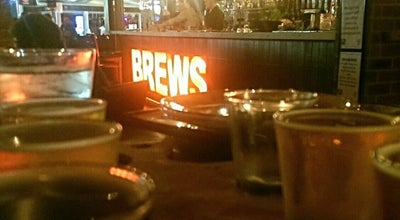 Photo of Restaurant The House of Brews at 17 Orchid Ave, Gold Coast, QL, Australia