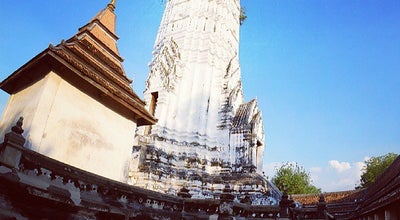 Photo of Buddhist Temple วัดกษัตราธิราชวรวิหาร (Wat Kasattrathirat) at บางบาล - ผักไห่, Ban Pom 13000, Thailand