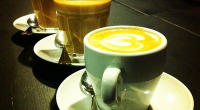 Photo of Cafe Barista Jam at Shop D, G/f, 126-128 Jervois St, Sheung Wan, Hong Kong