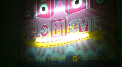 Photo of Indie Movie Theater Solo Movie Manahan at Jl. Mh. Thamrin 5, Manahan, Surakarta, Indonesia