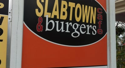 Photo of American Restaurant Slabtown Cafe and Burgers at 826 W Front St, Traverse City, MI 49684, United States
