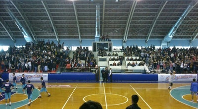Photo of Basketball Court Atatürk Spor Salonu at ​şehitler Mh. Halil Erdoğan Cd., Manisa, Turkey