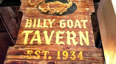 Photo of Burger Joint Billy Goat Tavern at 430 N Michigan Ave, Chicago, IL 60611, United States