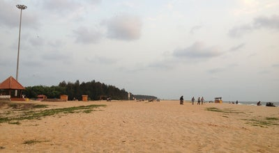 Photo of Beach Tannirbavi Beach at Indian Oil Tank Farm, Mangalore 575010, India