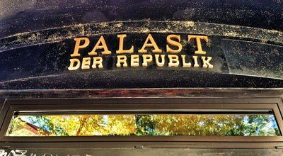 Photo of Beer Garden Palast der Republik at Friedrichstr. 27, Stuttgart 70174, Germany