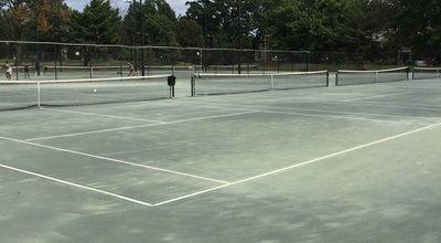 Photo of Tennis Court Rock Creek Tennis Center at Washington, DC 20011, United States