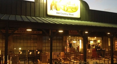 Photo of American Restaurant Cracker Barrel Old Country Store at 5975 S 6th Street Rd I-55 & Toronto Rd, Springfield, IL 62703, United States