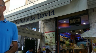 Photo of Ice Cream Shop Gelateria David at Via Marziale 19, Sorrento, Italy