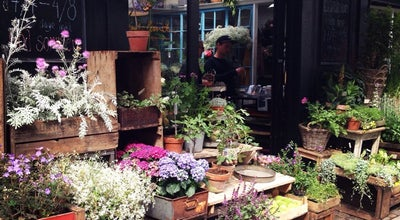 Photo of Flower Shop Blomsterskuret at Frederiksberg, Denmark