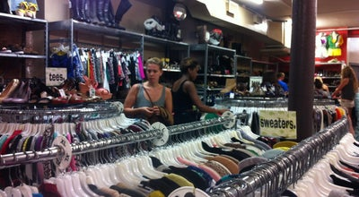 Photo of Thrift / Vintage Store Buffalo Exchange at 332 E 11th St, New York, NY 10003, United States