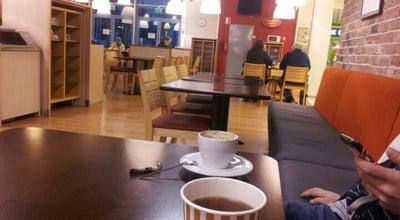 Photo of Cafe Kahvila Presso at Graanintie 1, Mikkeli 50190, Finland