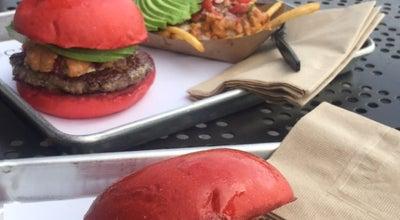 Photo of Burger Joint GD Bro Burger at 2313 E 4th St, Santa Ana, CA 92705, United States