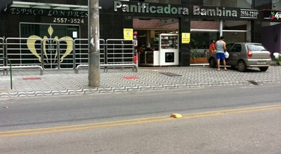 Photo of Bakery Panificadora Bambina at Av. Londres, 720, Contagem 32340-620, Brazil