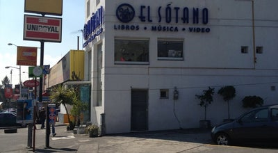 Photo of Bookstore Librería El Sótano at Carlos Arellano 4, Naucalpan 53100, Mexico