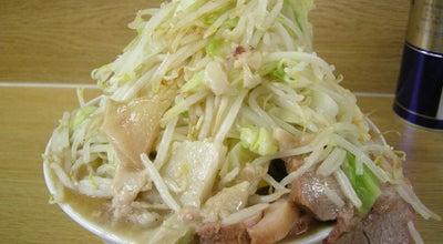 Photo of Food 自家製太麺 ドカ盛 マッチョ 三ノ宮店 at 中央区北長狭通1-3-13, Kobe 650-0012, Japan