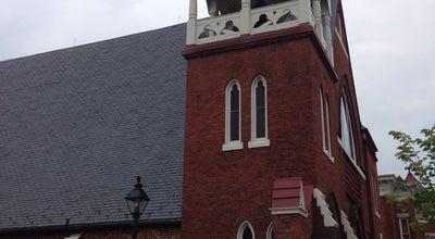 Photo of Church Fredericksburg United Methodist Church at 308 Hanover St, Fredericksburg, VA 22401, United States