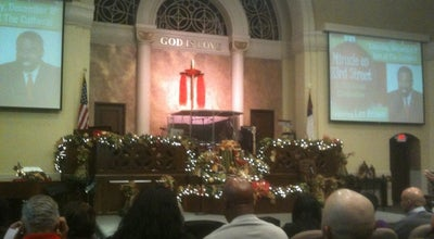 Photo of Church Center of Praise Ministries at 1228 23rd St, Sacramento, CA 95816, United States