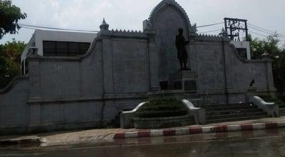 Photo of Historic Site อนุสาวรีย์พระยาศรีสุนทรโวหาร (น้อย อาจารยางกูร) at Thailand