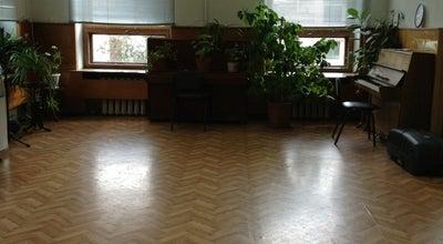 Photo of Music Venue Детская музыкальная школа #14 at Russia
