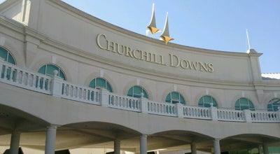 Photo of Racetrack Churchill Downs at 700 Central Ave, Louisville, KY 40208, United States